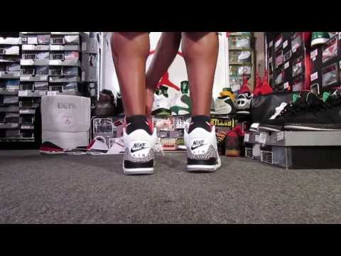 AIR JORDAN 3 RETRO 88 Kicks N Fits in HD 720