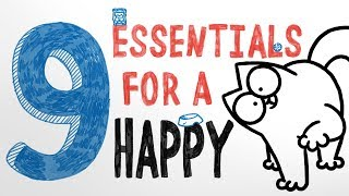 9 Essentials for a Happy Cat! - Simon's Cat | COLLECTION