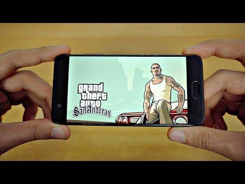 Huawei P10 Gaming Review GTA San Andreas! (4K)