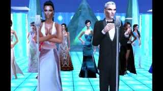 Miss Sims Multiverse 2013 Top 6 & Special Awards