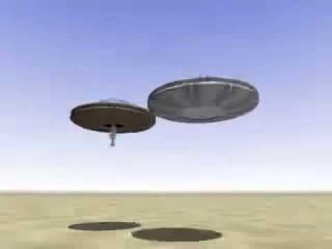 Смешной мультфильм про НЛО