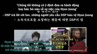 Nhac Han Quoc | Vietsub Kim Hyun Joong who told the truth | Vietsub Kim Hyun Joong who told the truth