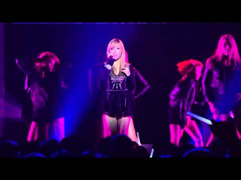 120308 시크릿 Secret - Color Of Love Live (japan) video