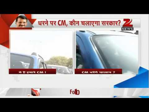 Police stop Kejriwal's convoy near Rail Bhawan