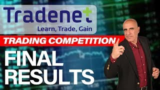 [RECAP] Tradenet $240,000 Competition - FINAL RESULTS