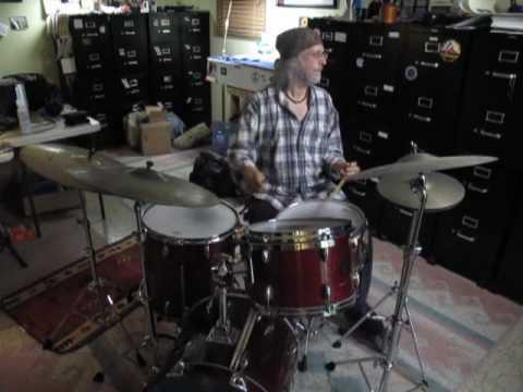 Some drummin'
