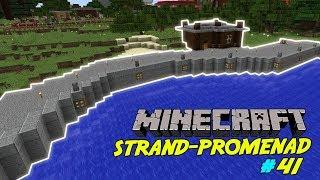 BYGGER STRANDPROMENAD FÖR BUTIKER   Minecraft med SoftisFFS   Säsong 2 - #41 28.08 MB