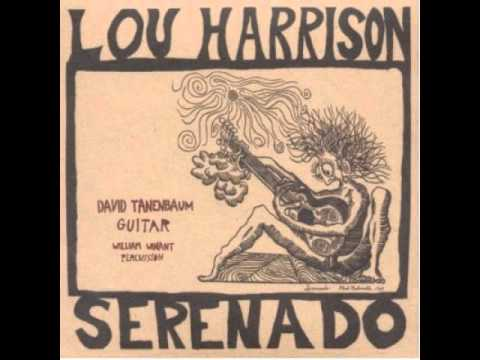 Lou Harrison-Tandy's Tango