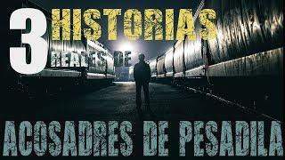 3 Historias Reales de Acosadores de Pesadilla