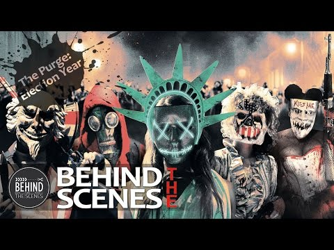 The Purge 3: Election Year (Behind The Scenes)