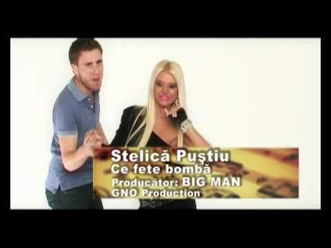 STELICA PUSTIU - CE FETE BOMBA - 2011 VIDEOCLIP OFICIAL