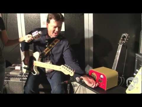 NAMM '12 - Fender Pawn Shop Special Amps Excelsior & Greta Demos
