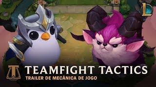 Teamfight Tactics - Trailer de Mecânica de Jogo - League of Legends