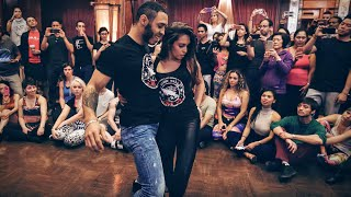 "Amazing! Must Watch Dance! Mario - Let Me Love You - William Teixeira & Paloma Alves ""Zouk Turns"""