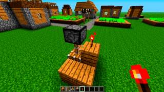 Minecraft 1.4.7 Как сделать невидимый сундук без модов?