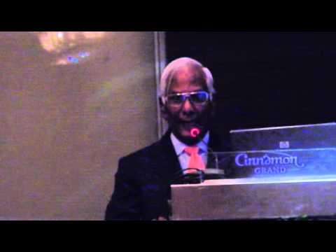 Mr. Ken Balendra's speech made at the Sri Lanka - Poland Business Forum