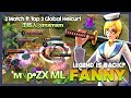 Zxuan is Back? Legend of Fanny м√ρ•ZX ML ft Ranked 2 Global Helcurt 击败人|xmxmxm ~ Mobile Legends