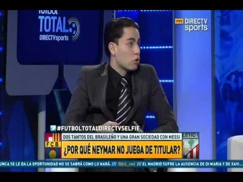 DIRECTV Sports™ - Grondona vs Luis Enrique