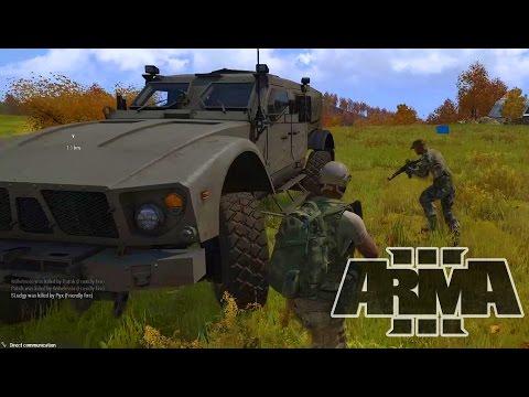 rat a tat tat ARMA 3 - Mixed games #1