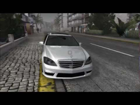 Test Drive Unlimited 2 Mercedes S65 Amg Mod Youtube
