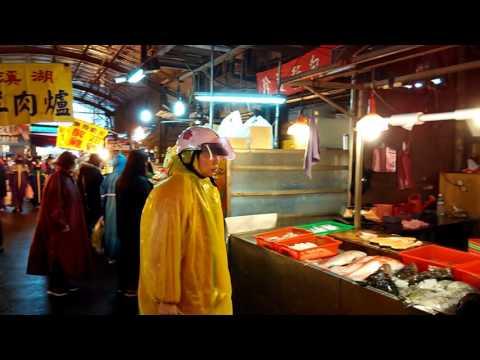 Lagu baru slank rock and roll terus di taiwan Pasar tradisional longtan touyen