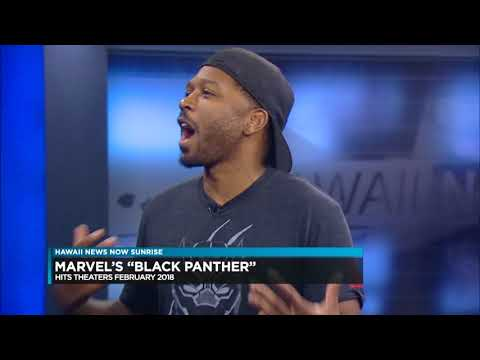 Joe Robert Cole - Co-writer of Black Panther joins Sunrise