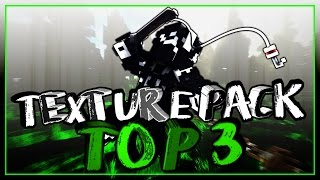 TEXTURE PACK FRIDAY #25 - TOP 3 UHC/MCSG/KOHI