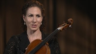 Learn about the Viola with Rebecca Young