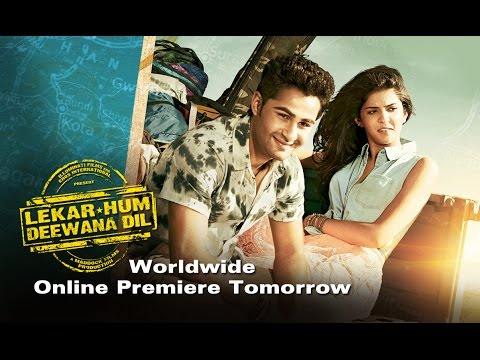 Lekar Hum Deewana Dil WORLDWIDE Online Premiere Tomorrow Only On ErosNow.com!