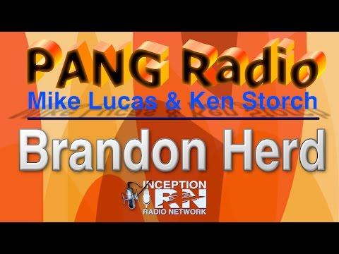 Brandon Herd - Lost American Civilizations & Ancient Egypt - PANG Radio