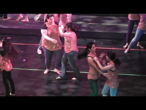 Shiamak's Summer Funk 2010 - Tere Liye (prince) Performance video
