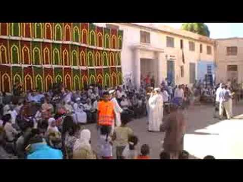 La danse NHARI LAALAOUI