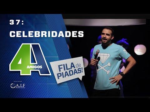 CELEBRIDADES - FILA DE PIADAS - #37
