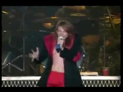 Axl Rose - Sexy And So Damn Scandalous