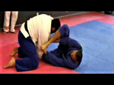 BRAZILIAN JIU JITSU - Ricco Rodriguez & Andre Lima Video
