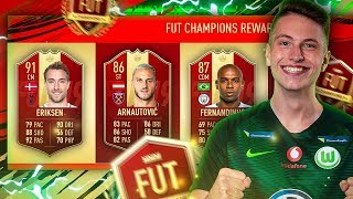FIFA 19: MEINE 30-0 FUT CHAMPIONS REWARDS 😍