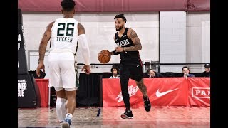Gary Trent Jr. Torches Bucks For 28 PTS | NBA Summer League