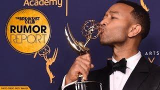 John Legend Becomes First Black Man to Achieve EGOT Status