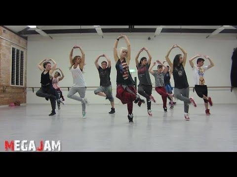 'How I Feel' Flo Rida choreography by Jasmine Meakin (Mega Jam)