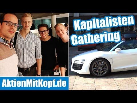 Kapitalisten Gathering An Der Börse Stuttgart - VLOG