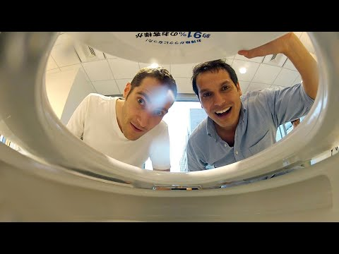 The Amazing Japanese Toilet ★ WAO! 流〈RYU〉ONLY in JAPAN #08