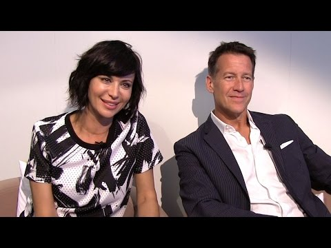 Good Witch's Catherine Bell & James Denton