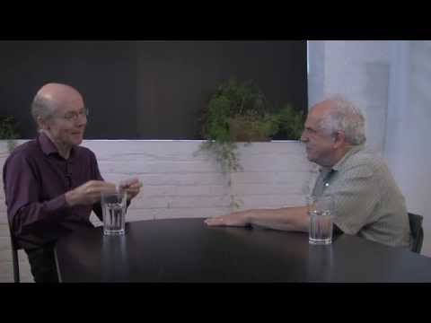David Fallis in conversation with David Perlman