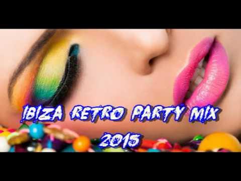 80's-90's IBIZA DISCO RETRO MIX 2015