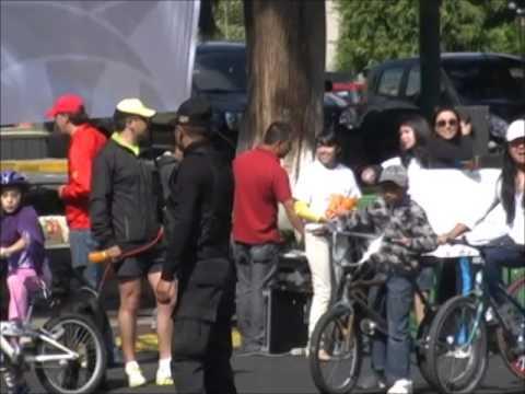 Tlaloc Fundación  Rodada ciclista Toluca