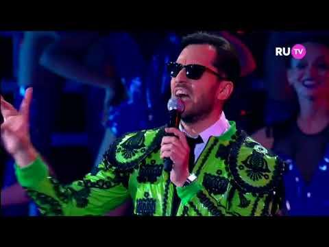 Артур Пирожков Чика 8 Русская Музыкальная Премия телеканала RU.TV