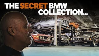 Uncovering The Secret BMW Collector