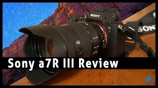 REVIEW MIrrorless Sony a7RIII (a7R3) - PixelShift, Usability, Eye-AF