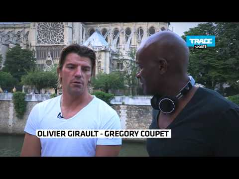 Girault Star: Rencontre avec Gr&Atilde;&copy;gory Coupet