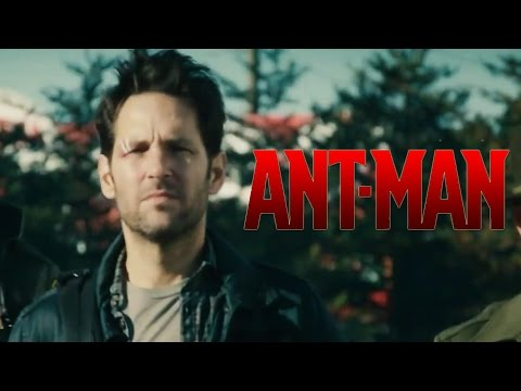 Ant Man - Official Human Sized Teaser Trailer #1 (2015)
